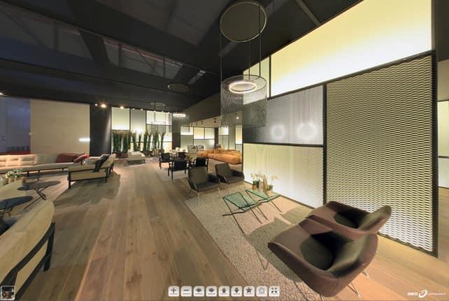 Living salone del mobile 2011 for Stand salone del mobile